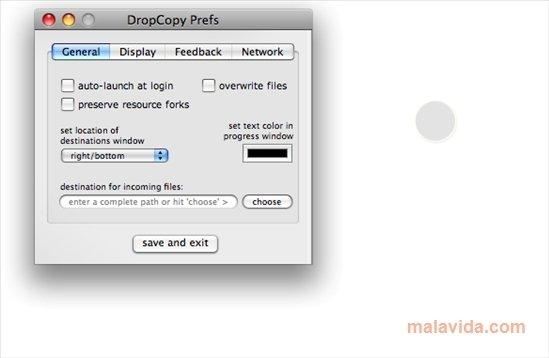 DropCopy Mac image 3