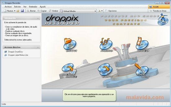 Droppix Recorder 2.9.1