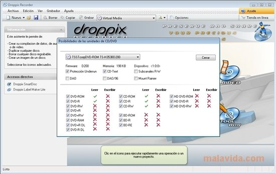 droppix recorder