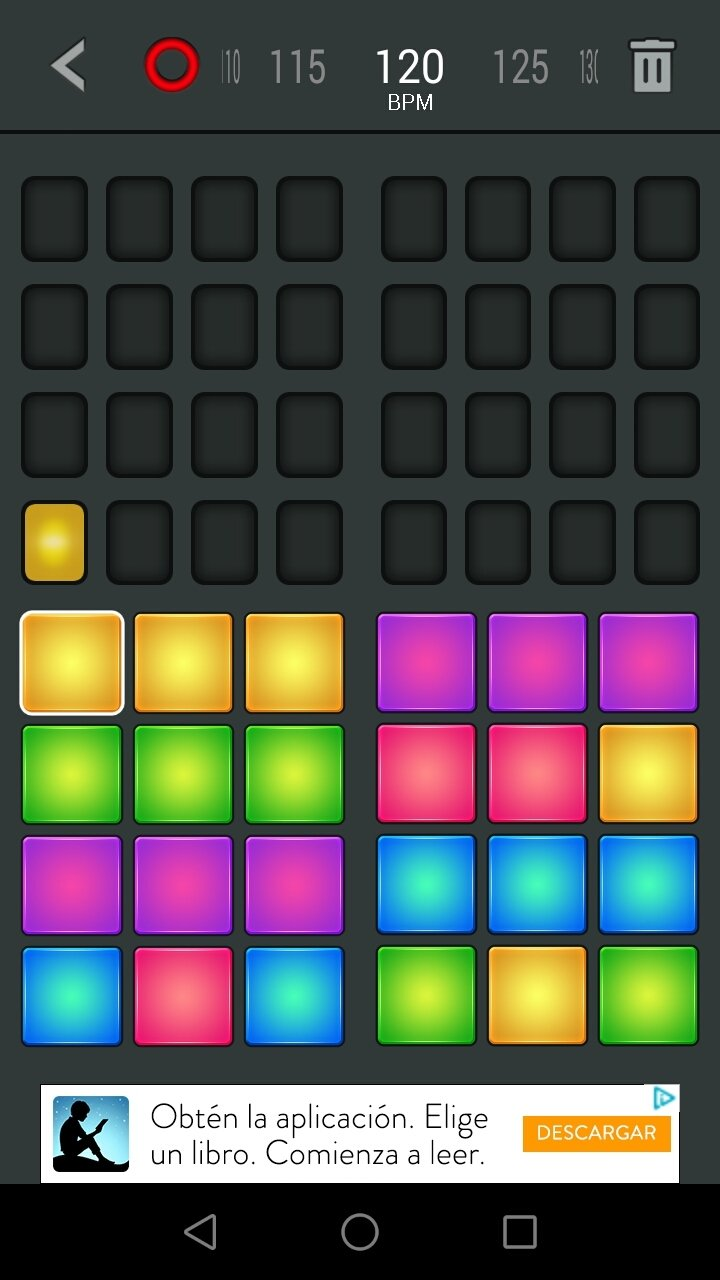 drum pad machine 2 descargar para android apk gratis. Black Bedroom Furniture Sets. Home Design Ideas
