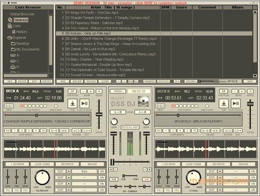 DSS GRATUITEMENT 5.6 TÉLÉCHARGER DJ
