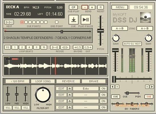 TÉLÉCHARGER DSS DJ 5.6 GRATUITEMENT