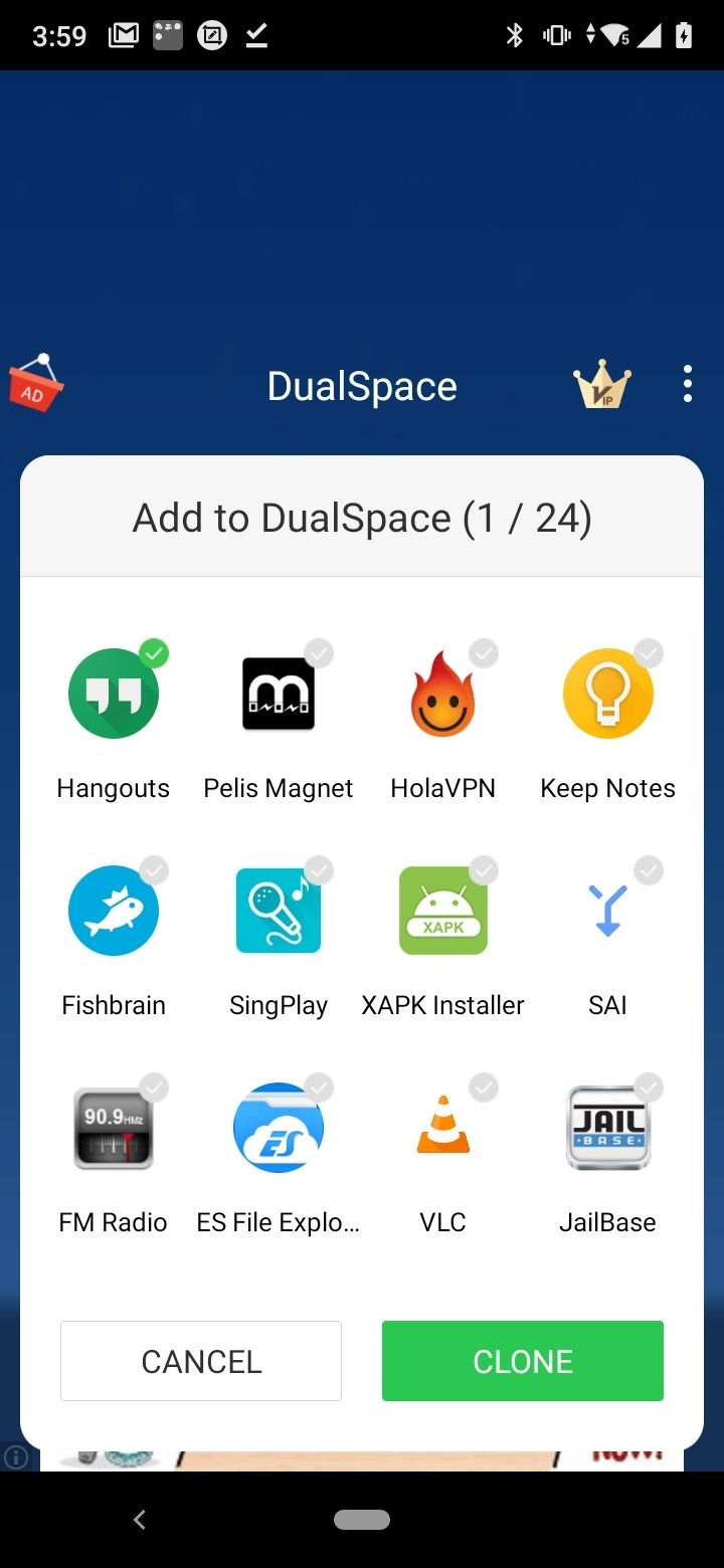 Dual Space - Multiple Accounts & Parallel APP 2 1 5 - Download for