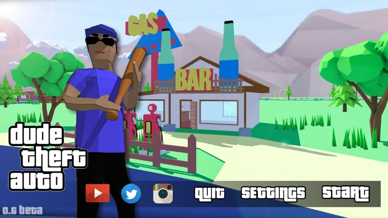 Dude Theft Auto 0 82b - Download for Android APK Free