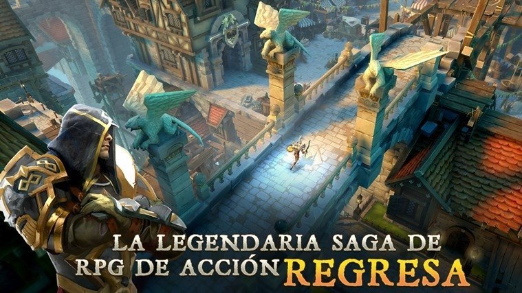 dungeon hunter pc game free download