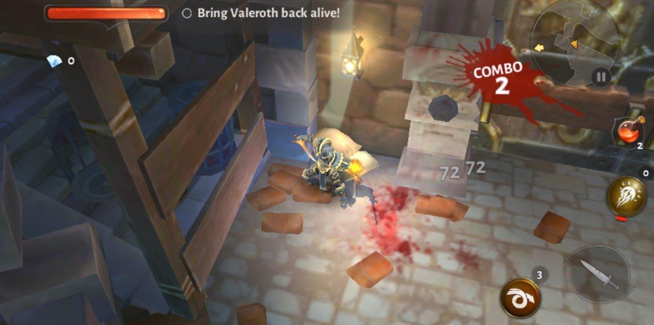 dungeon hunter 5 mod apk 3.9.0g