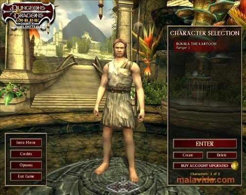 Dungeons and Dragons Online image 5