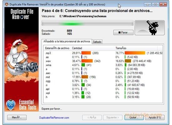 Duplicate File Remover image 5