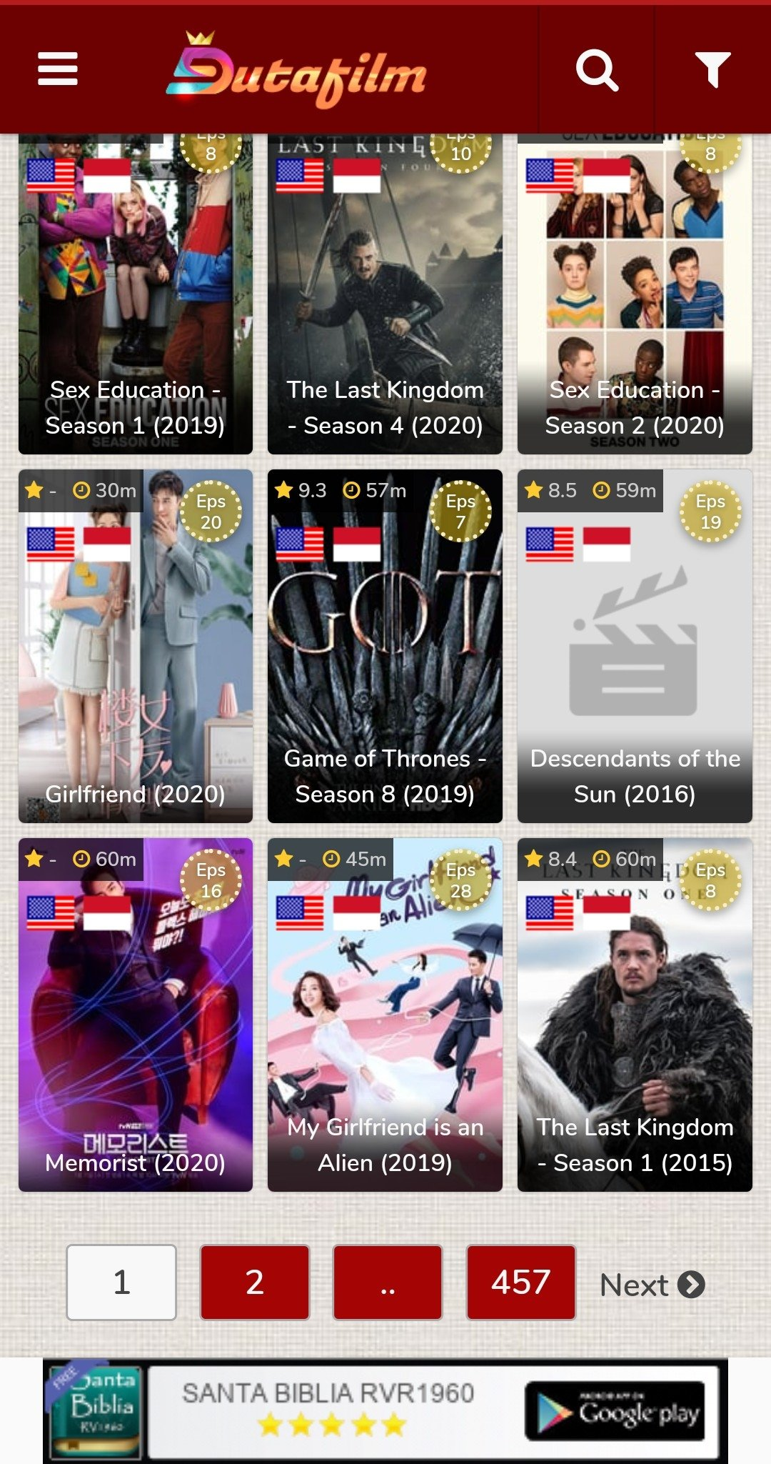 Dutafilm 1 0 Download For Android Apk Free