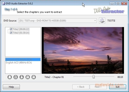 DVD Audio Extractor image 5