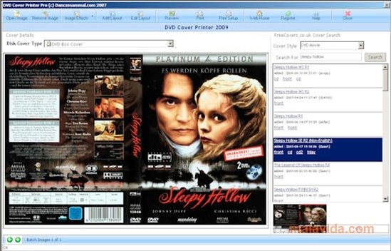 DVD Cover Printer image 3