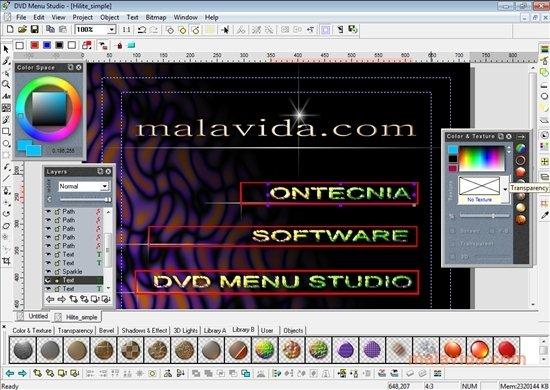 dvd menu studio 2 0 17