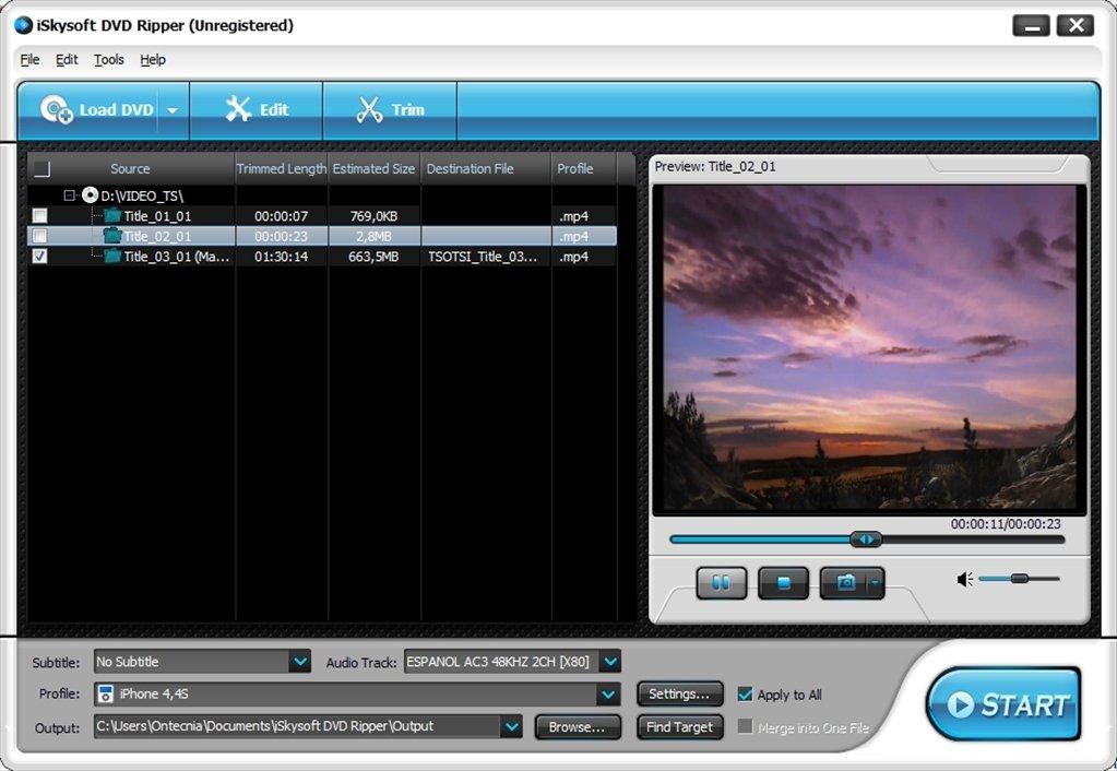 DVD Ripper image 6