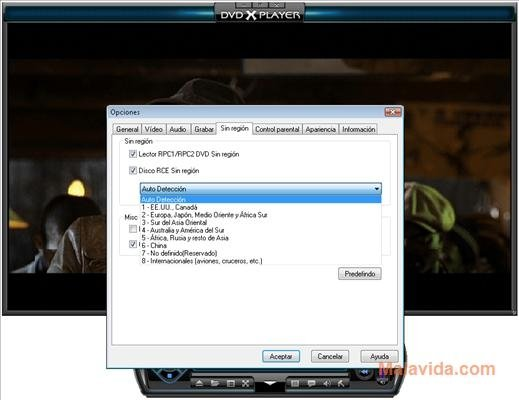 DVD X Player 5 5 3 7 Professional - Download for PC Free
