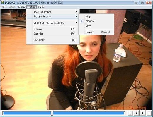 DVD2AVI image 4