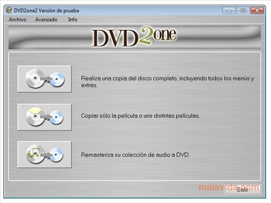 DVD2one 2.4.2