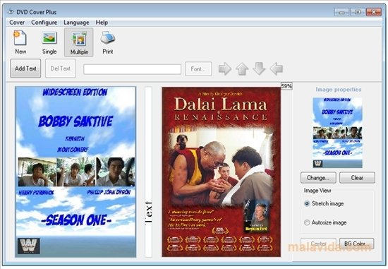 DVDCover Plus image 4