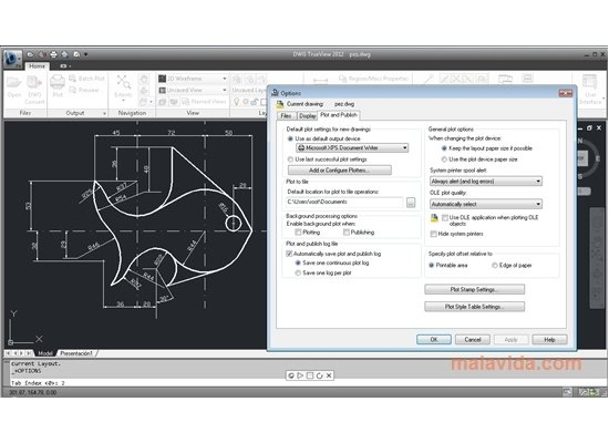 DWG TrueView 2019 - Download for PC Free
