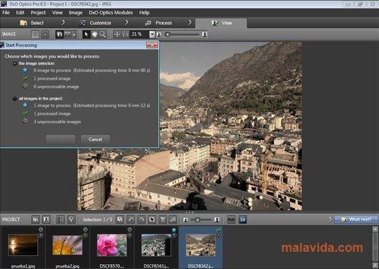 logiciel optix pro gratuit