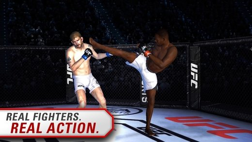 EA Sports UFC iPhone image 5