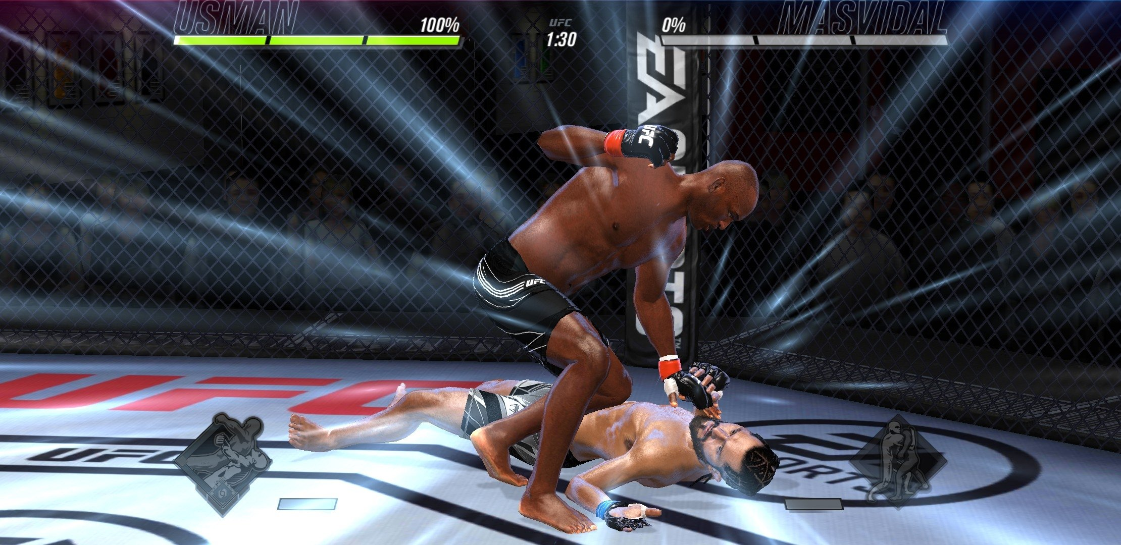 EA Sports UFC Android image 5