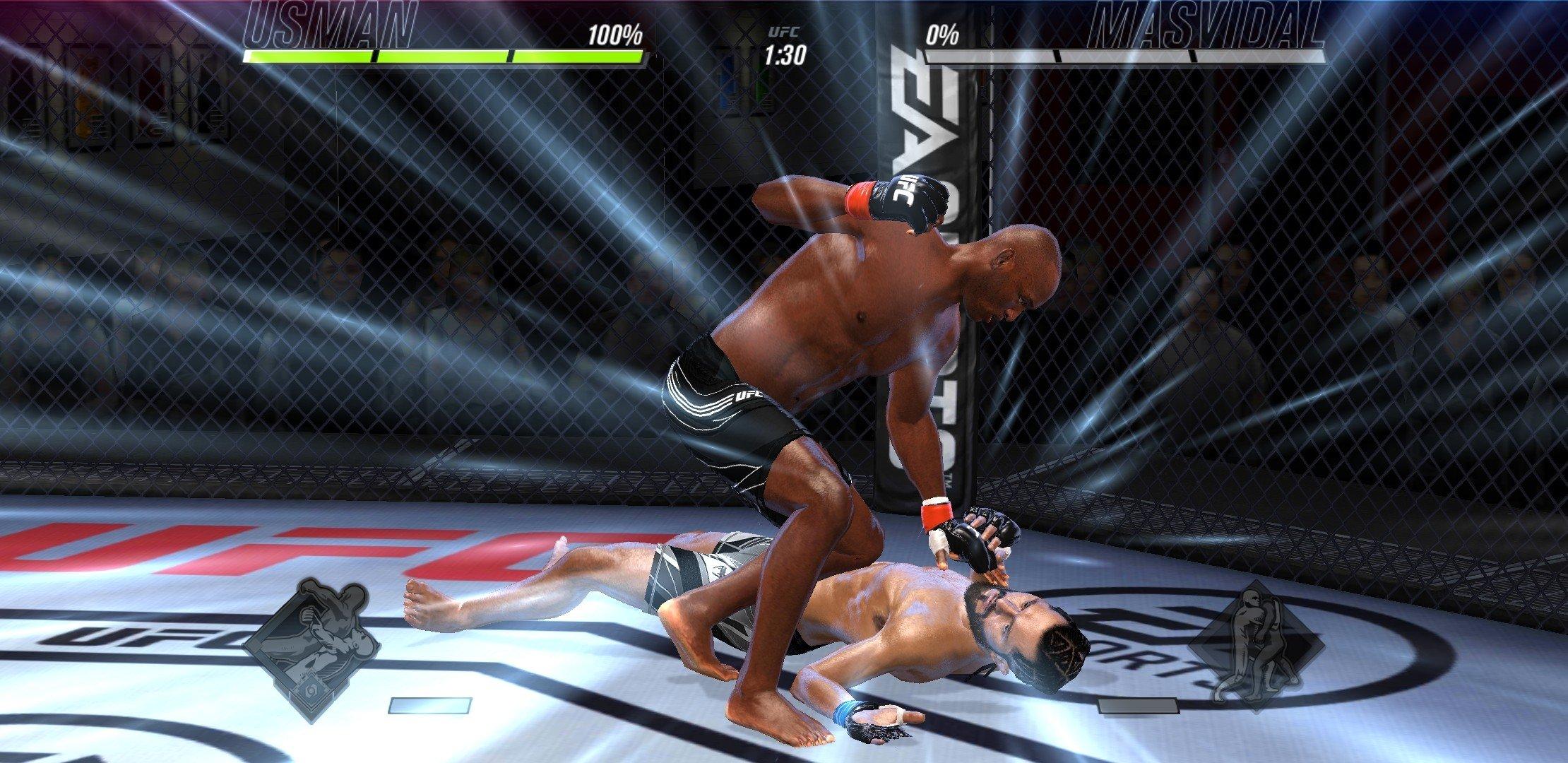 Télécharger ea sports ufc pour pc,version windows complète xeplayer.