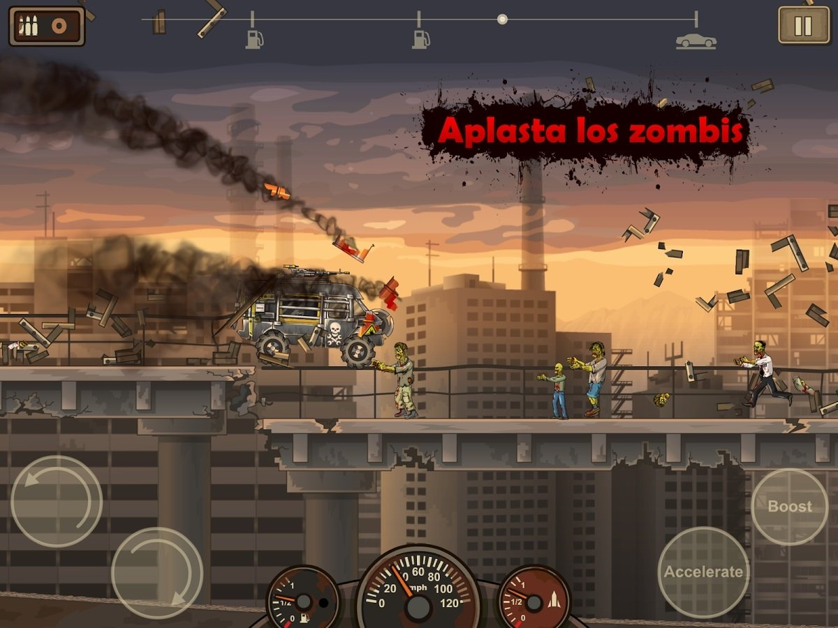 Earn to Die 2 Android image 5