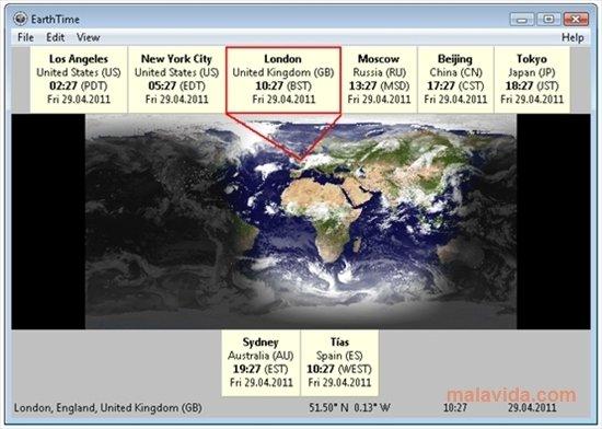 EarthTime image 6