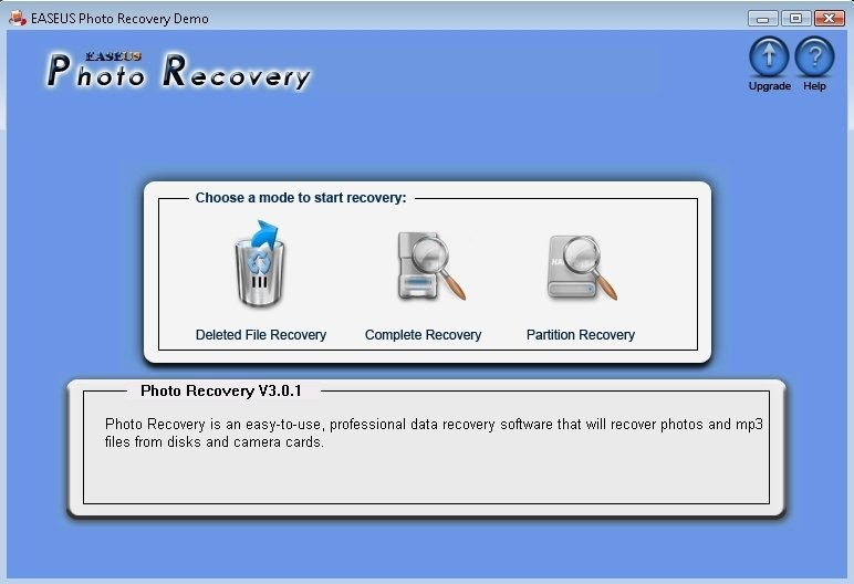 EaseUS Photo Recovery image 5