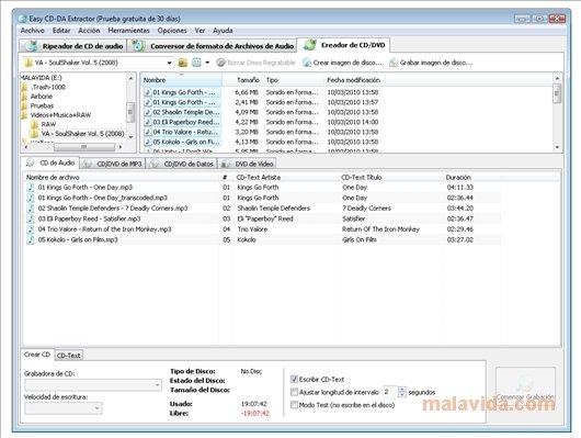 Easy Cd Da Extractor 16 0 9 1 Download For Pc Free