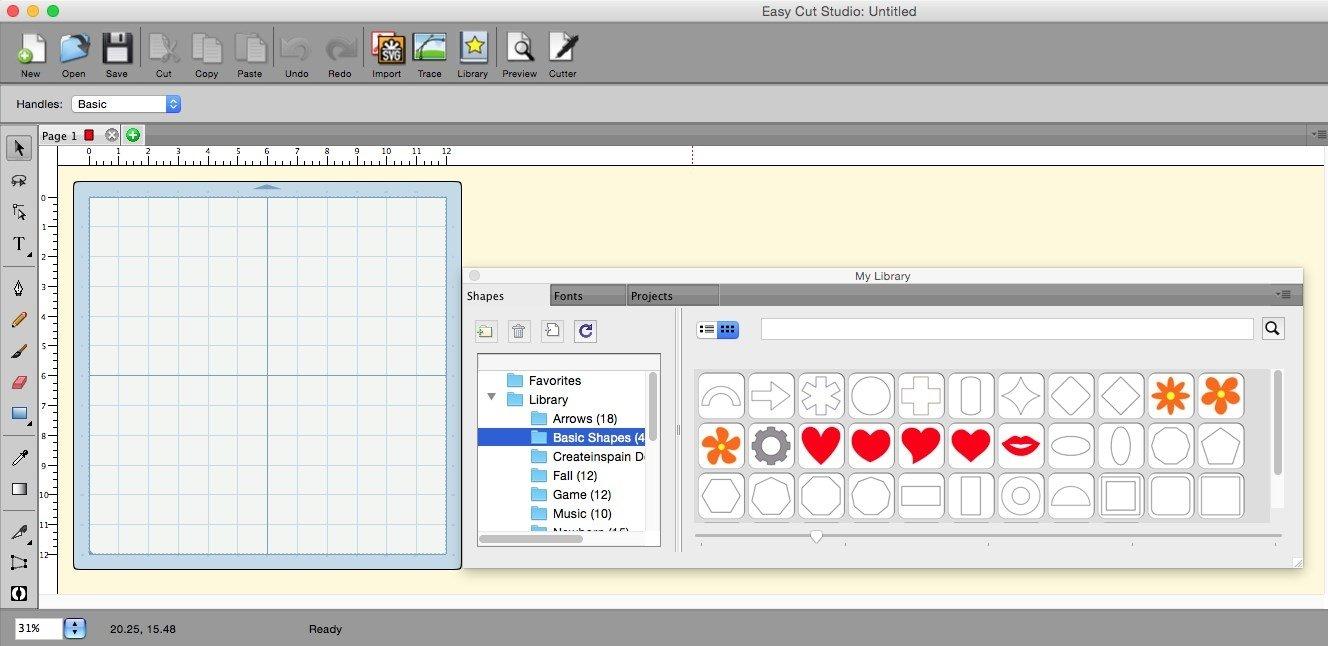 Easy Cut Studio 4 1 07 - Download for Mac Free