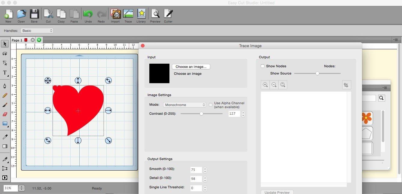 Resultado de imagen para Easy Cut Studio 5