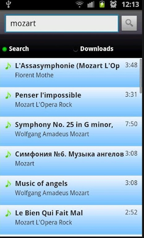 Easy Mp3 Downloader Android image 4