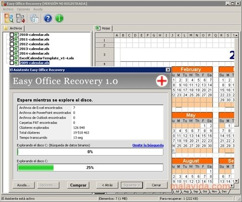 Easy Office Recovery image 4