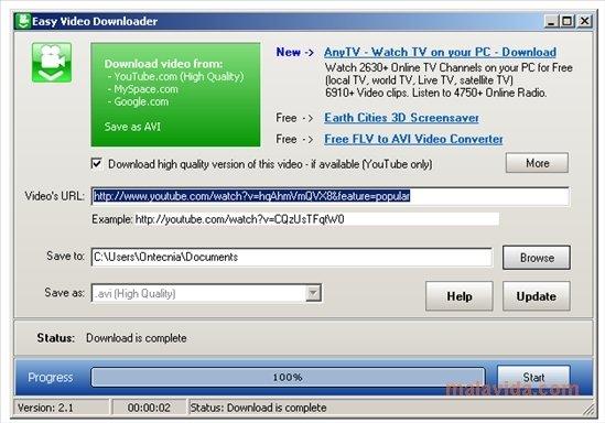 Easy Video Downloader image 3