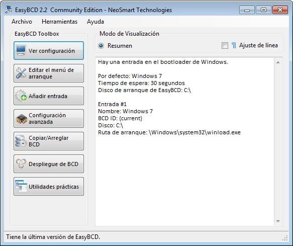 EasyBCD 2.2.0