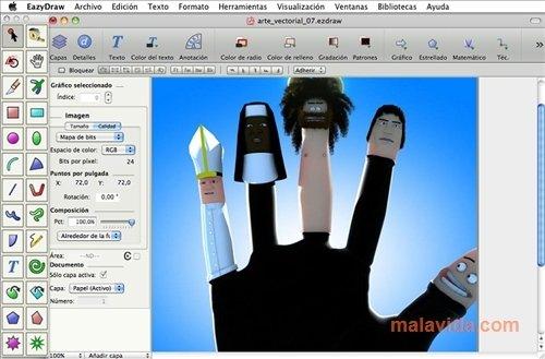 EazyDraw Mac image 5