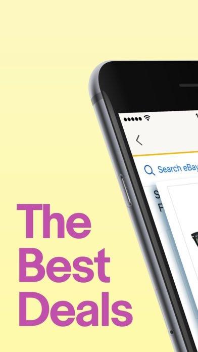 eBay - Achetez, Vendez, Enchérissez, Économisez ! iPhone image 5