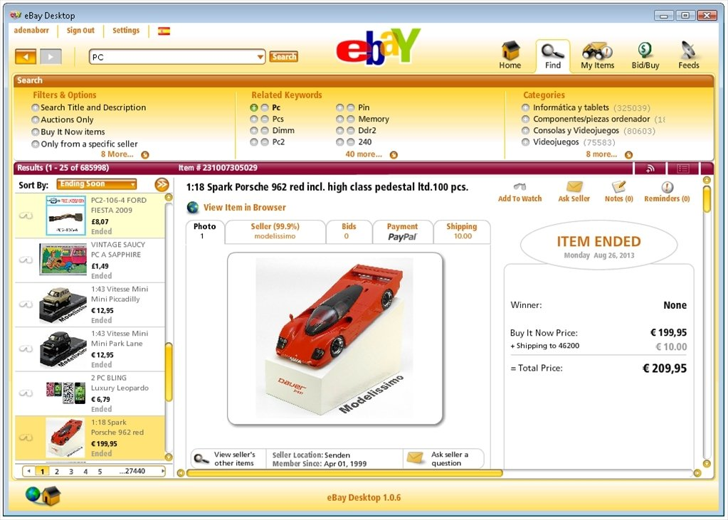 Ebay Desktop Image 4 Thumbnail