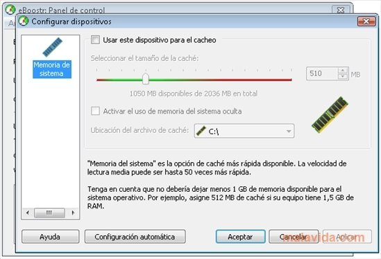 eBoostr 4.5.575 - Descargar para PC Gratis