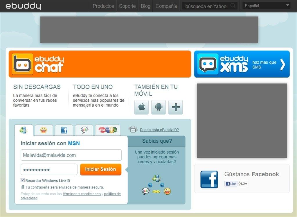 eBuddy Webapps image 3