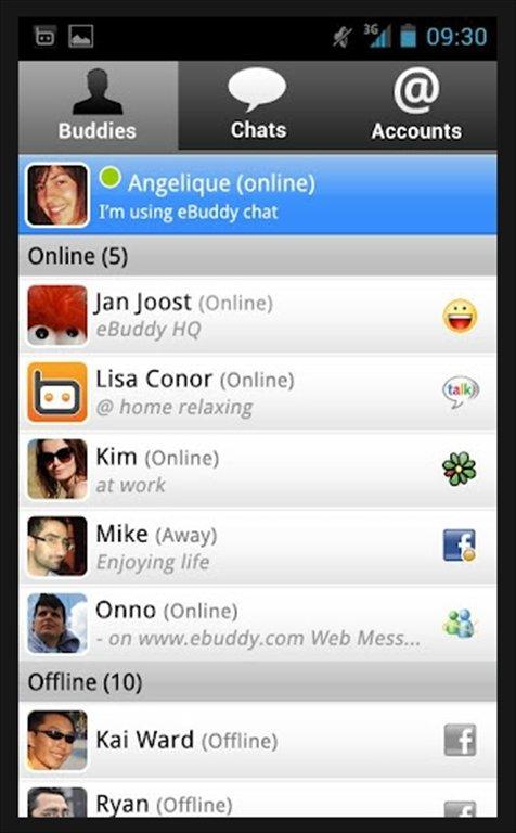 Ebuddy messenger for computer download.