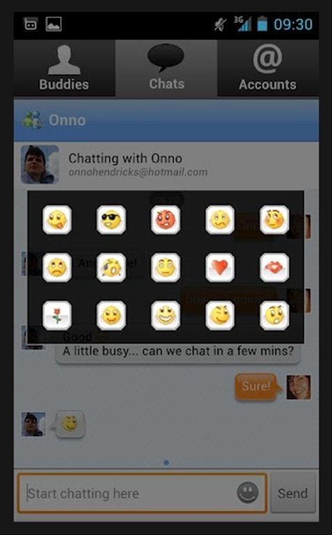 Ebuddy mobile messenger for java download.