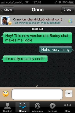 Download ebuddy mobile messenger for pc – green can tech & android.
