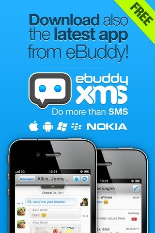 Ebuddy messenger 3. 6. 1 download for android apk free.
