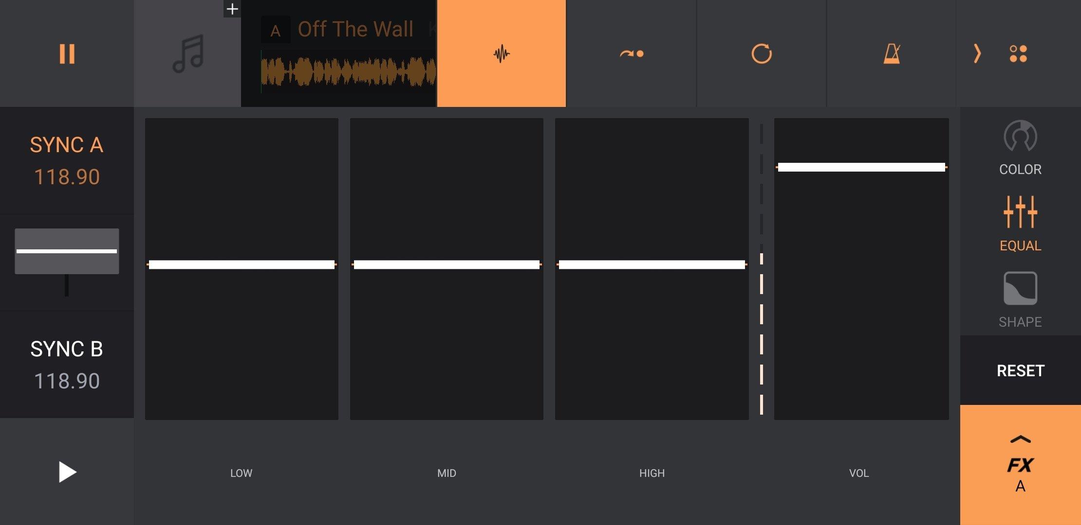 dj mixer apk full version