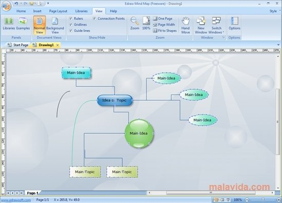 EDraw Mind Map 6.3