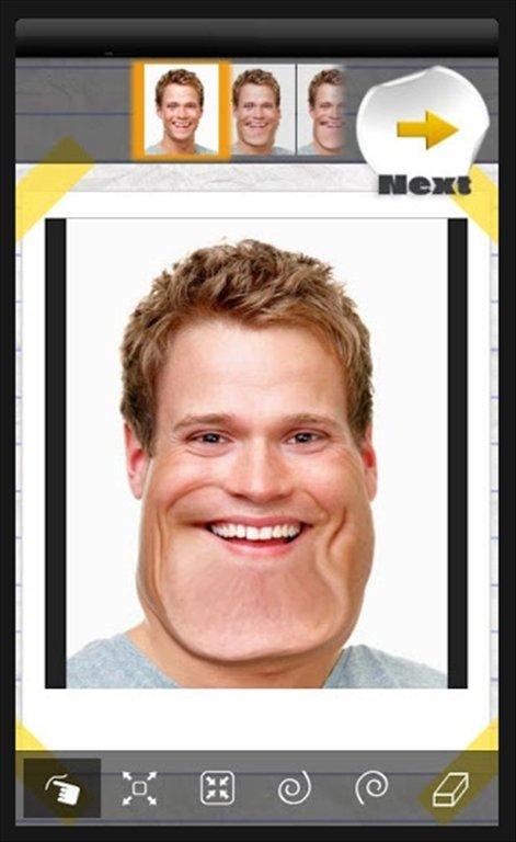 Приложение для фото поставить лицо