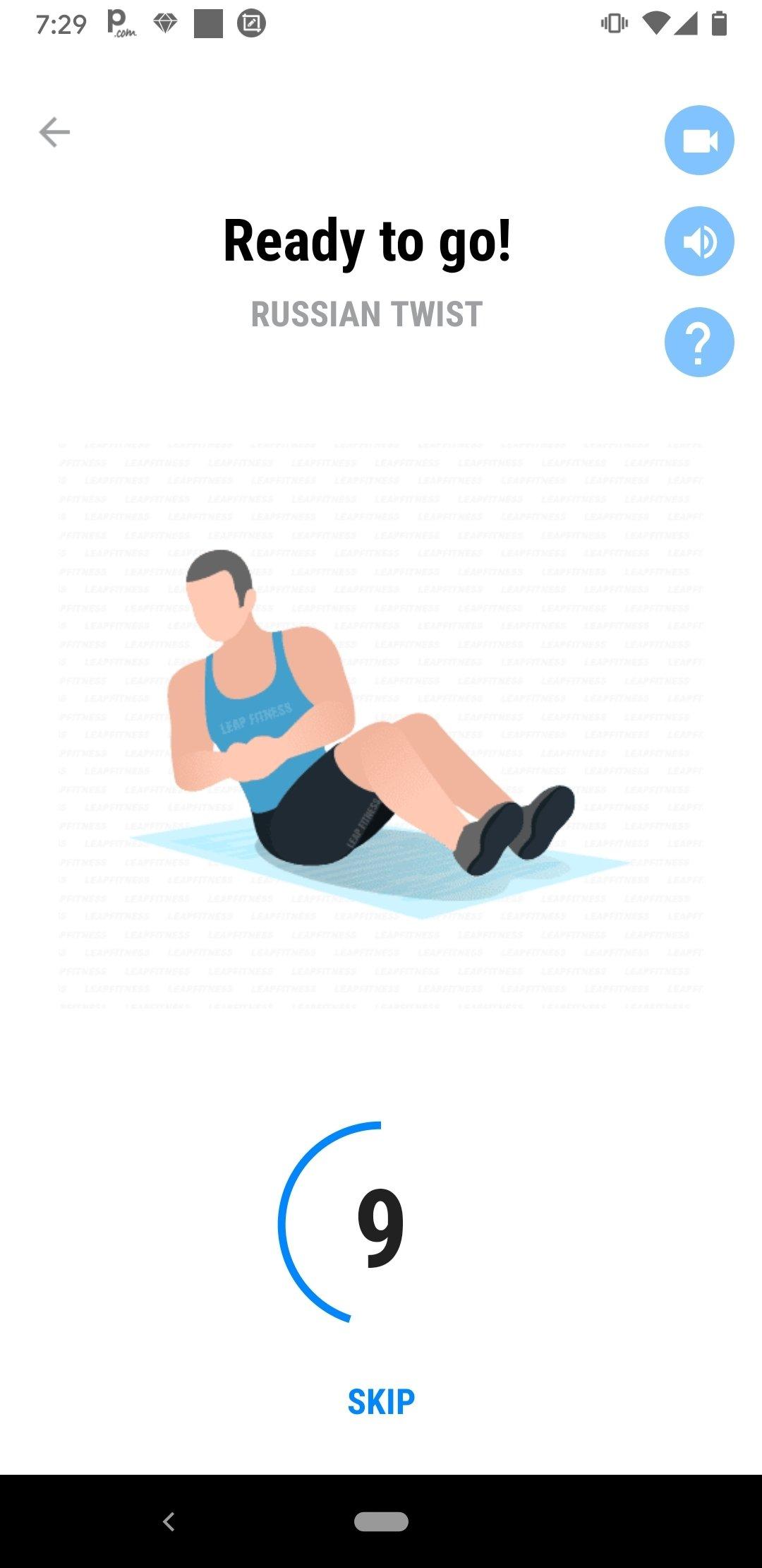 Exercices A La Maison Sans Equipement 1 1 2 Telecharger Pour Android Apk Gratuitement
