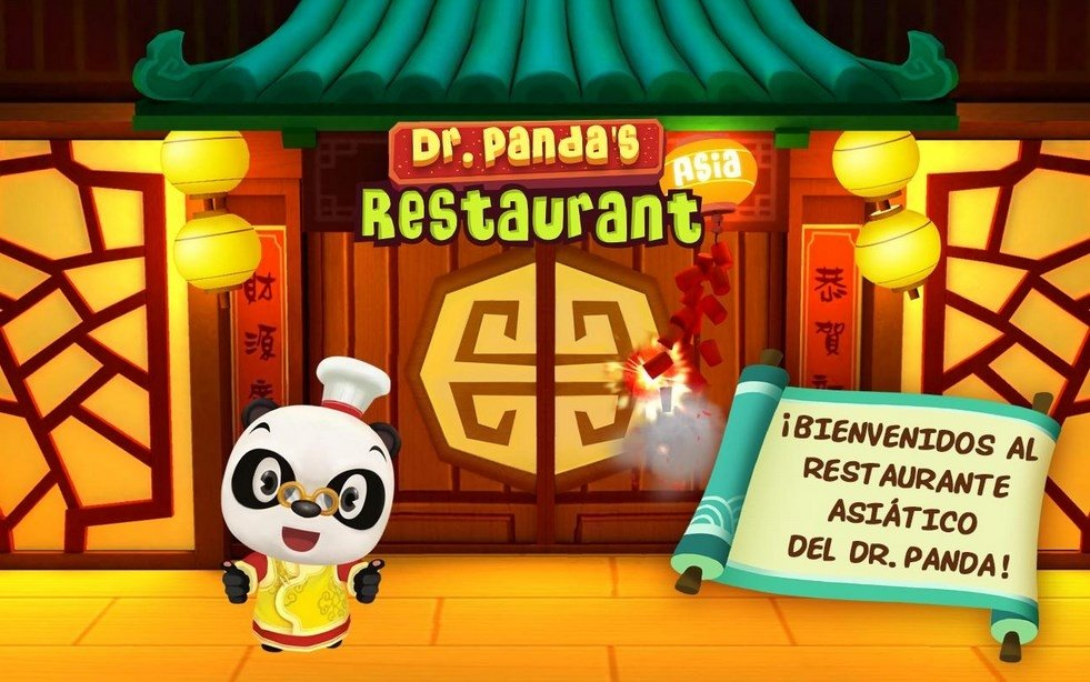 Dr. Panda's Restaurant: Asia Android image 6